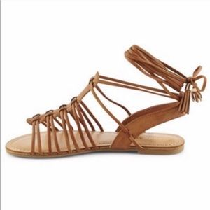 MADDEN GIRL Kruel Lace Up Gladiator Sandals